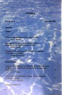 Journal of Eastern Caribbean Studies