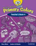 American English Primary Colors 4 Teacher's Book