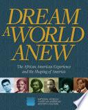 Dream a World Anew Book PDF