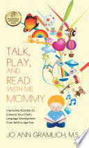 Talk  Play  and Read with Me Mommy Book