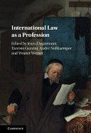 International Law as a Profession