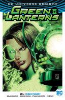 Green Lanterns Vol  1  Rage Planet