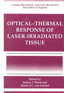 Pdf Optical- Response of Laser-Irradiated Tissue