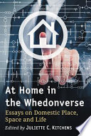 At Home in the Whedonverse Book