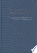 A Biographical Dictionary of People in Engineering