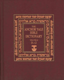 The Anchor Yale Bible Dictionary, D-G