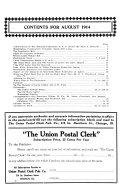 Pdf The Union Postal Clerk