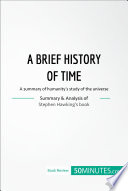 Book Review  A Brief History of Time by Stephen Hawking