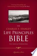Nasb The Charles F Stanley Life Principles Bible Ebook