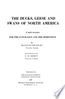 The Ducks  Geese and Swans of North America