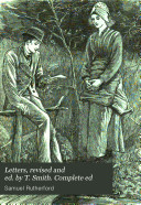 Letters  revised and ed  by T  Smith  Complete ed