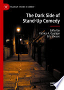 The Dark Side Of Stand Up Comedy Book