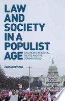 Law and society in a populist age Book PDF