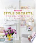 House Beautiful Style Secrets