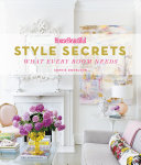 House Beautiful Style Secrets Pdf/ePub eBook