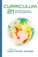 Pdf Curriculum 21 Telecharger