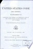 United States Code Book
