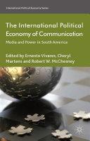 The International Political Economy of Communication Pdf/ePub eBook