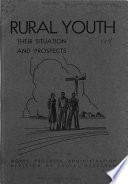 Rural Youth Their Situation And Prospects