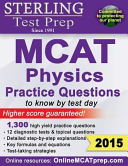 Sterling Test Prep MCAT Physics Practice Questions