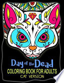 Day of the Dead Coloring Book for Adults