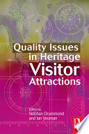 Quality Issues in Heritage Visitor Attractions Book