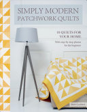 Simply Modern Patchwork Quilts