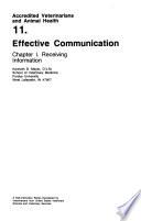 Effective communication  2 v