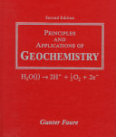 Principles And Applications Of Geochemistry Book PDF