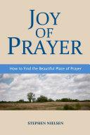 JOY OF PRAYER