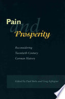 Pain And Prosperity