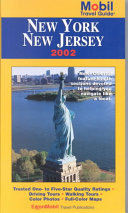 Mobil Travel Guide 2002 New York New Jersey