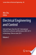 Electrical Engineering And Control Book PDF