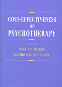 The Cost effectiveness of Psychotherapy