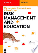 Risk Management and Education Book