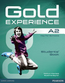 Gold Experience A2 Students' Book for DVD-ROM Pack