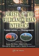 Forests at the Wildland-Urban Interface [Pdf/ePub] eBook