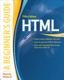 HTML  A Beginner s Guide  Fifth Edition