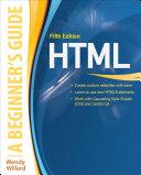 HTML: A Beginner's Guide, Fifth Edition Pdf/ePub eBook