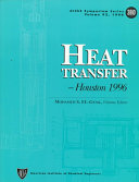Heat Transfer, Houston, 1996