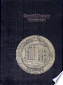 """""""History of Carroll County, Tennessee"""" by Turner"""