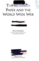 The Research Paper and the World Wide Web