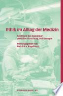 Ethik im Alltag der Medizin