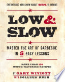 Low   Slow Book