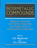 Intermetallic Compounds  Magnetic  Electrical and Optical Properties and Applications of