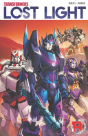 Transformers  Lost Light  Vol  1