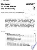 Chartbook on Prices  Wages  and Productivity