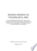 Human Rights in Yugoslavia ...