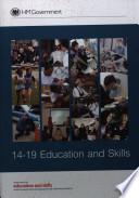 14 19 Education And Skills