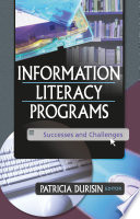 Information Literacy Programs Book PDF